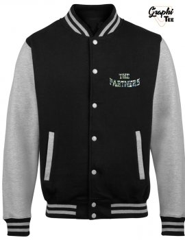 The Partners -Veste style Teddy