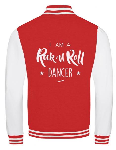 """Teddy """" I am a rock'n Roll dancer """""""