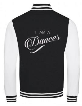 """ I am a Country dancer "" college jacket"