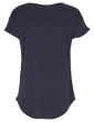 Guylaine Bourdages - Loose Fit Tee - Blue design