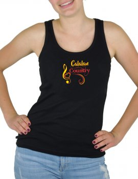 Country catalan - Lady Tank top