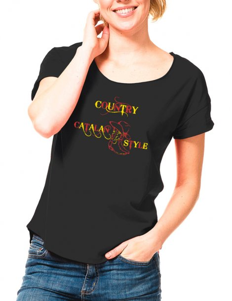 Dance country catalan - Loose fit Tee
