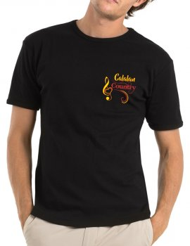 Catalan country - Man tee shirt round neck