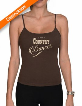 I AM A COUNTRY DANCER top