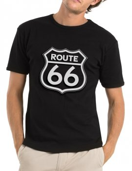 T-shirt homme Route 66
