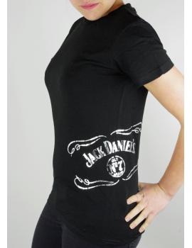 jack Daniel's lady tee shirt