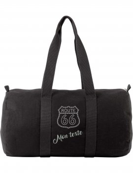 ROUTE 66- Canvas bag