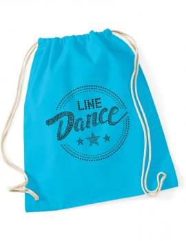 Sac à dos en toile - Macaron line dance