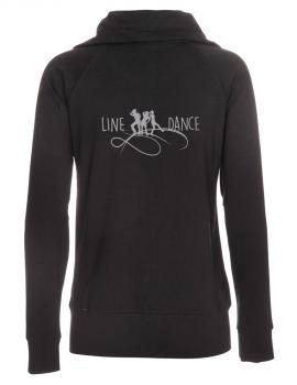 Line dance - Veste femme col montant