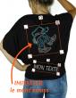 T-shirt Chauve souris