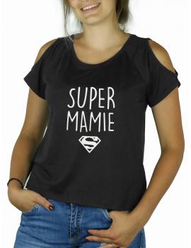 SUPER MAMIE- Shoulder cut