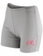 Shorts gris strass GR