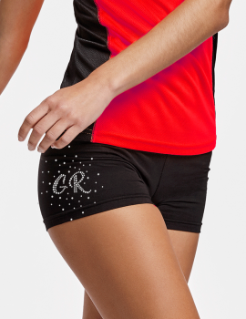 Shorts Coton - GR strass