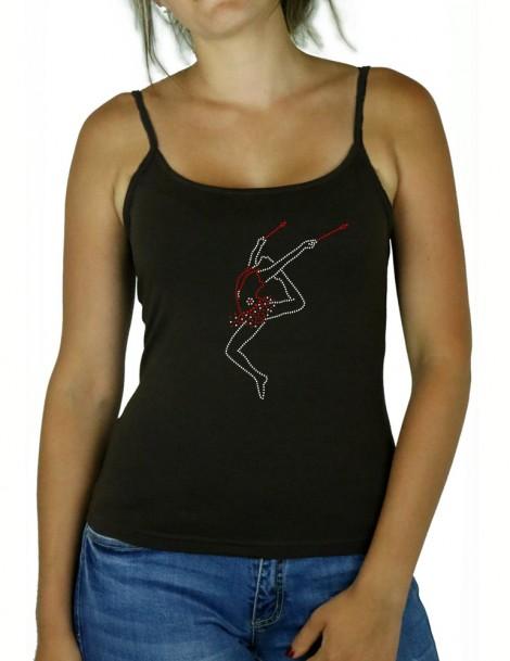 Gymnastique Rythmique t-shirt Massue