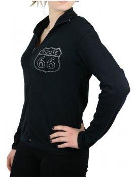 Route 66 - Gilet sans capuche