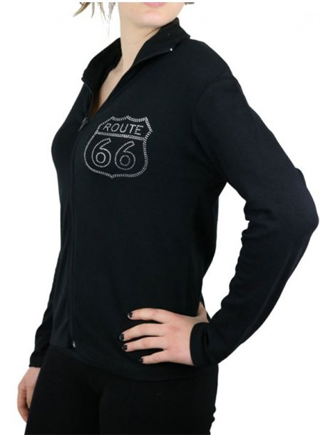 Route 66 - Hooded Vest