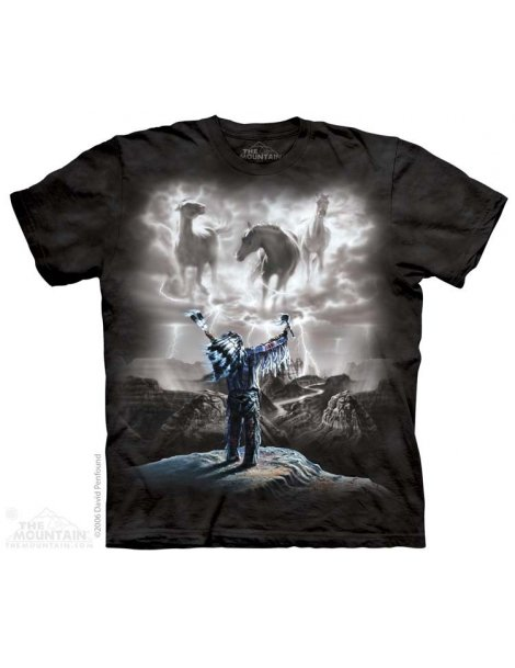 T-shirt THE MOUNTAIN Summoning the storm