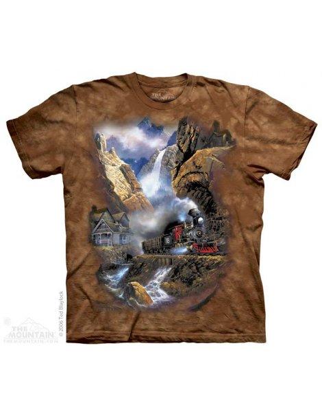 Rails To Pandora - T-shirt -The Moutain