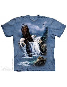 Majestic Flight - T-shirt aigle - The Mountain