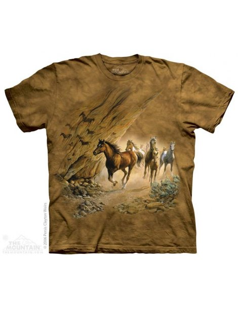 Sacred Passage - T-shirt - The Mountain
