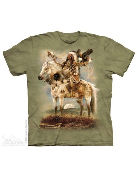 native american t-shirt spirit