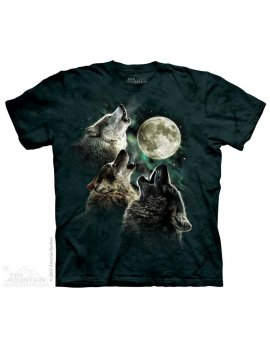 Three Wolf Moon Classic - T-shirt -The Mountain