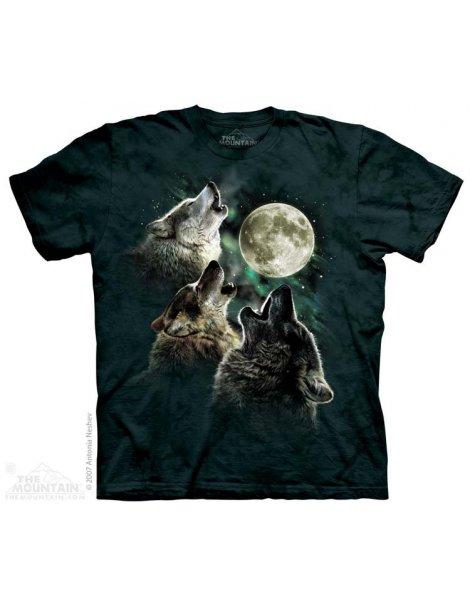 Three Wolf Moon Classic - T-shirt -The Mountain