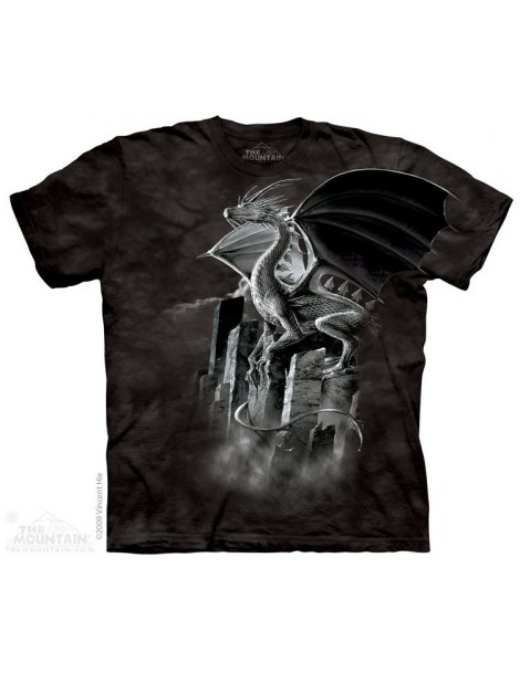 Silver Dragon - T-shirt - The Mountain