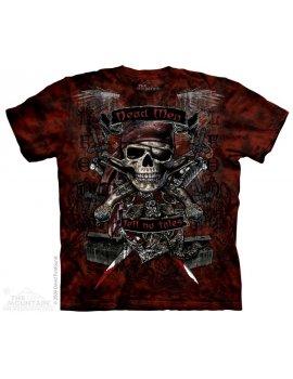Dead Men - Tshirt gothique - The Mountain
