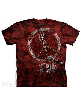 Red Pipes t-shirt THE MOUNTAIN