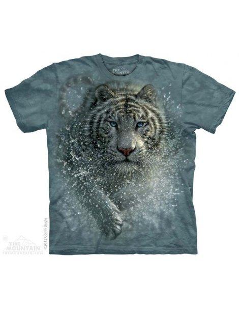 Wet & Wild - Tee-shirt tigre - The Mountain