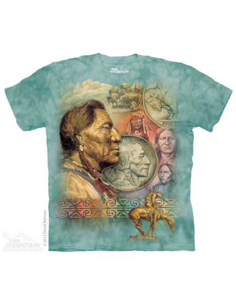 Five Cent Peace -Tee-shirt - The Mountain
