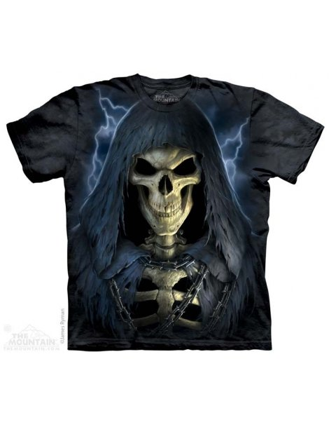 Death In Chains - Tee-shirt gothique - The Mountain