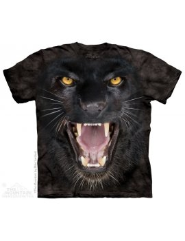 Agressive Panther - T-shirt -The Mountain