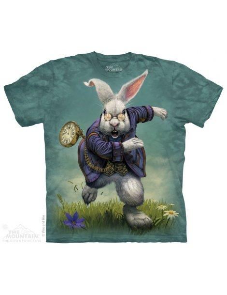 White Rabbit -T-shirt féerique - The Mountain