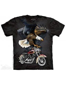 Iron Eagle - T-shirt aigle - The Mountain