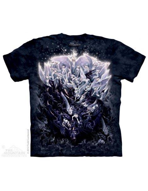 The War - T-shirt gothique - The Moutain