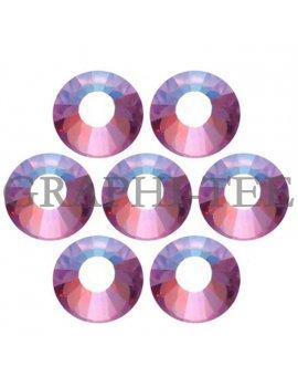 Rhinestone Hotfix MCut AB Light Rose