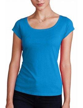 T-shirt Femme - Col Bateau
