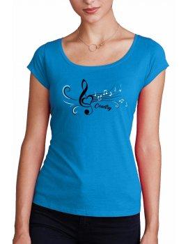 T-shirt K col V