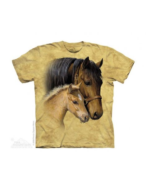 Gentle Touch - T-shirt cheval enfant - The Mountain