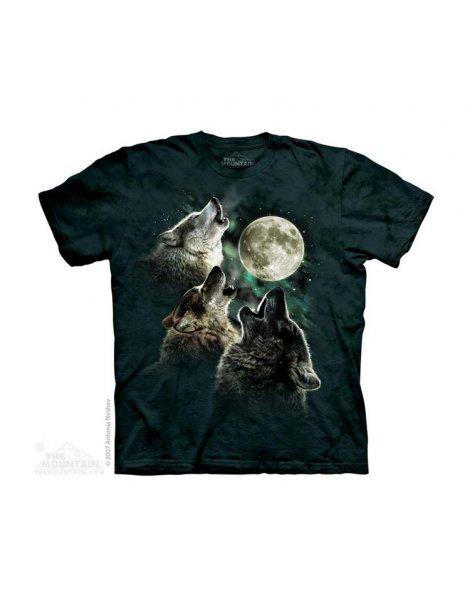 Three Wolf Moon - T-shirt enfant loup - The Mountain