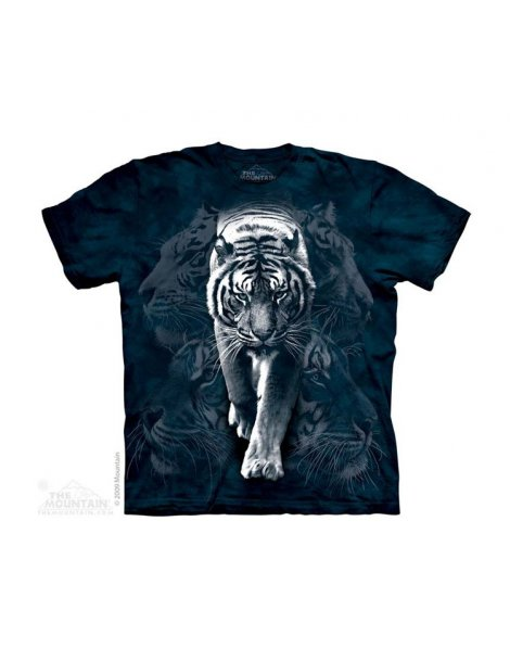 White Tiger Stalk - T-shirt enfant tigre - The Mountain