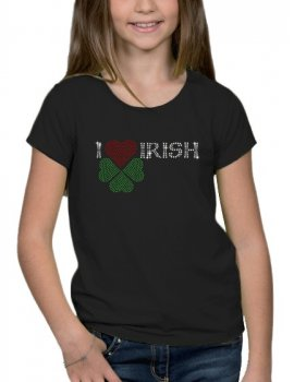I love Irish fillette