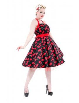 Robe - Black Bombshell Cherry Swing