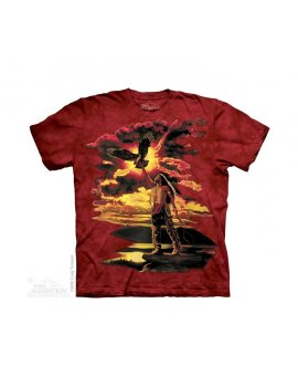 Gift Of The Eagle Feather - T-shirt enfant - The Mountain
