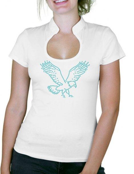 Aigle - Women's Omega Col T-shirt