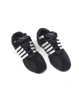 Chaussures de danse Noir et Argent