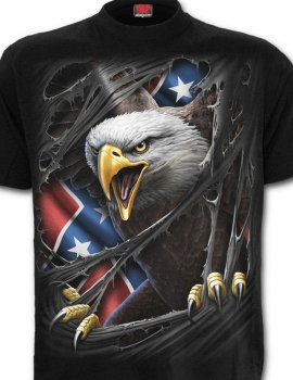 Rebel Eagle - Tee-shirt gothique - The Mountain