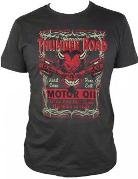Thunder Road - Tee-shirt Homme